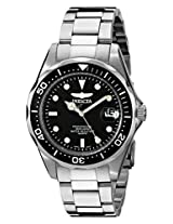 Invicta Pro Diver Analog Black Dial Men's Watch - 8932