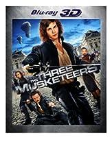 The Three Musketeers (Blu-Ray/Blu-ray 3D Combo)