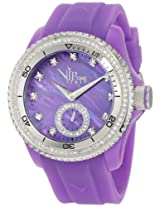 Vip Time Italy Women's VP8021VT Charme Lady Sporty Chronograph Watch
