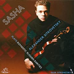 Sasha: Romantic Russian Rarities