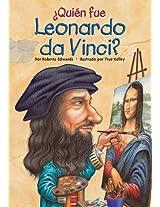 ¿Quién fue Leonardo da Vinci? (Who Was...?)