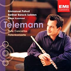 Telemann: Flute Concertos