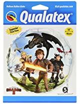 "Mayflower BB65493 How to Train Your Dragon 18"" Balloon -Each"