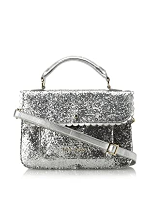 Ted Baker Women's Tingle Messenger (Silver)