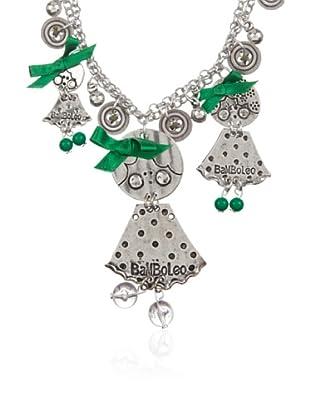 Bamboleo Collar Verde