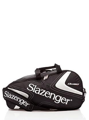 Slazenger Paletero Quad Flex Club de 6 (Negro)
