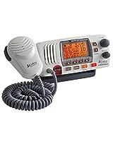 Cobra MR F77W Fixed Mount Class D VHF Radio - White