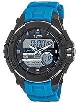 Sonata Ocean Series III Analog Multi-Color Dial Unisex Watch - 77027PP02J
