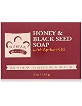 Honey and Black Seed Soap Bar 5 Ounces