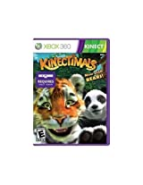 Brand New Microsoft Xbox Kinectimals With Bears X360