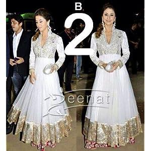 Bollywood Urmila Style Dress