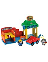 Fisher-Price Little People Car Wash