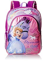 Disney Girl's Sofia The First and Horse Backpack