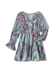 Stun Girl's Montana Dress (Blue Orchid)