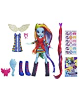 My Little Pony Equestria Girls Rainbow Dash Doll