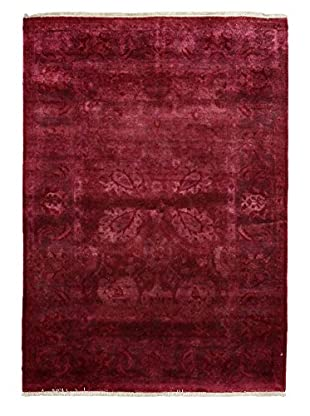 Darya Rugs Transitional Oriental Rug, Red, 5' 9