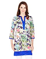 ITI Women's Silk Tunic Dress