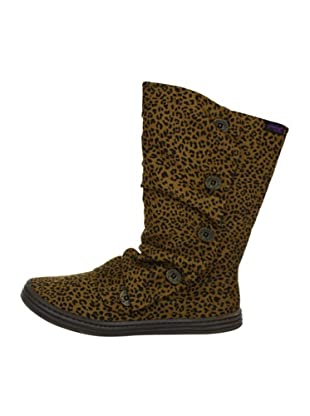 Blowfish Ramish BF2487 AU12, Stivali donna (Nero (Schwarz (black/rust baby cheetah PU BF224)))