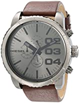 Diesel Analog Grey Dial Men's Watch - DZ4210