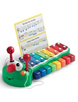 Little Tikes Bug Tunes Caterpillar 2-in-1 Piano