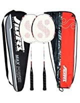 Silver's Max Power Badminton Kit Combo 4