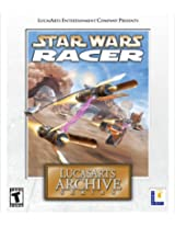 LucasArts Archive Series: Star Wars Episode 1 Racer - PC