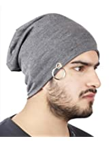 Noise Coal Grey Slouchy Beanie