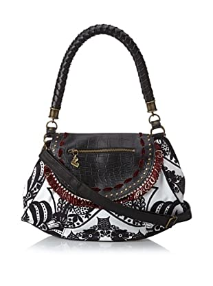 Desigual Women's L Set Shoulder Bag, Black