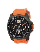 Tommy Hilfiger Analog Black Dial Men's Watch - TH1790709J