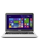"""Asus X555LA-XX252D Laptop - (4th Gen Intel Core i3/ 4GB/ 500GB/ 15.6"""" Screen/ DOS) White"""