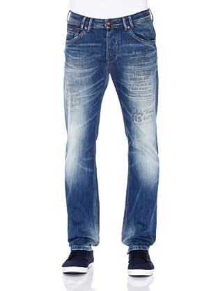 Pepe Jeans London Vaquero Harding (Azul)