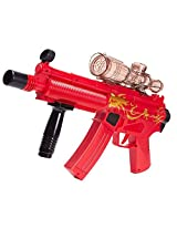 Generic Solid Gun Toy Color Red