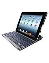 ZAGGkeys PROfolio+ Keyboard Case Cover for iPad 2/3/4