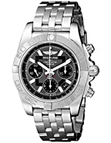 Breitling Men's AB014012/F554SS Grey Dial Chronomat 41 Watch