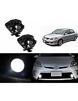 Speedwav Cree U5 Projector LED Aux Light WHITE SETOF2-Mitsubishi Lancer Cedia