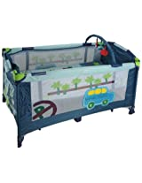 Mee Mee Play Pen (Blue)