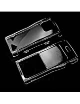 Clear Plastic Case for Nokia N91