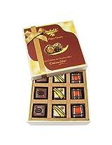 9pc Divine Assorted Treat To Your Friend - Chocholik Belgium Chocolates