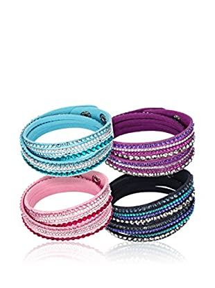 Diamond Style Armband x 4 Wrap