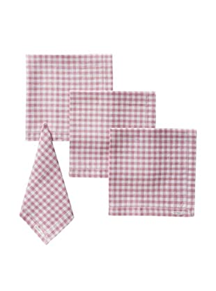 Sferra Set of 4 Piccadilly Dinner Napkins (Bayberry)