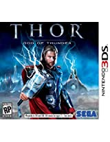 Thor: God of Thunder (Nintendo 3DS) (NTSC)