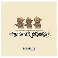 THE STAR ONIONS FINAL FANTASY XI -Music from the Other Side of Vana�fdiel