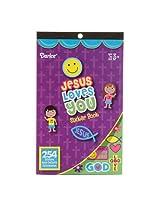 WeGlow International Jesus Loves You Sticker Book (4 Books)