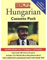 Berlitz Hungarian Cassette Pack