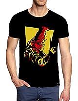 Angi Kathakali T-shirt Extra Extra Large- XXL