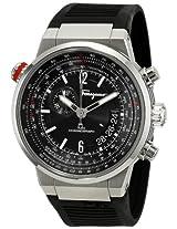 Salvatore Ferragamo Mens FQ2030013 F-80 Stainless Steel Watch