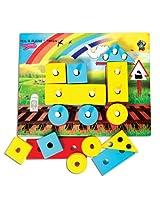 Skillofun Peg A Puzzle -Engine