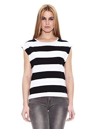Pepe Jeans London Camiseta Willa (Negro)