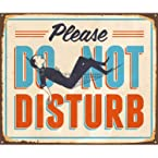 Seven Rays Please do not disturb Pin Up (Small) Poster