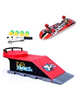 Imported Mini Skateboard and Ramp Accessories set D#